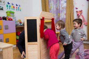 Gradinita Magica Sector 2 Bucuresti Copii la joaca