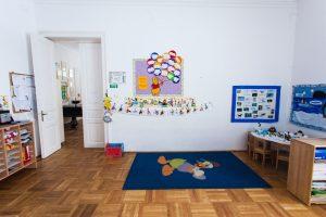 acorns nursery popa soare sector 2 Bucuresti sala activitati 300x200