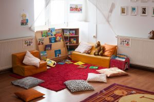 acorns nursery popa soare sector 2 Bucuresti spatiu de lectura 300x200