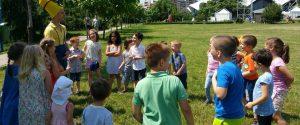 gradinita compania mica parcul circului sector 2 bucuresti joaca in parc