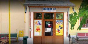 Gradinita 271 Sector 5 Bucuresti Cladire