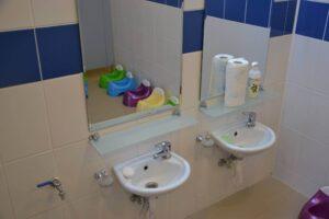 Cresa Greierasul Sector 3 Bucuresti Toaleta